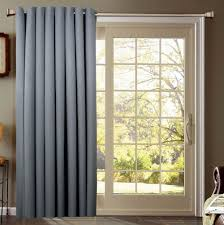 curtains sliding glass