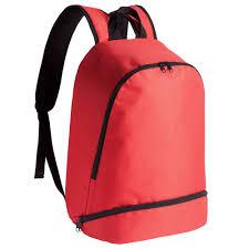 <b>Рюкзак</b> спортивный <b>Unit Athletic</b>, красный с логотипом - купить в ...