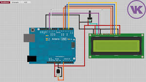 Arduino <b>Temperature</b> Controlled <b>Relay</b>