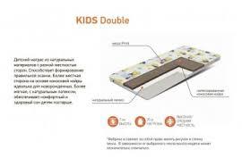 Детский <b>матрас Орматек Kids</b> Double – купить <b>матрас</b> для ...