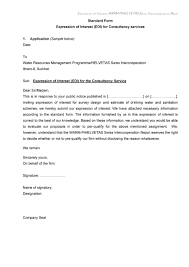 amazing letter of interest samples templates letter of interest examples