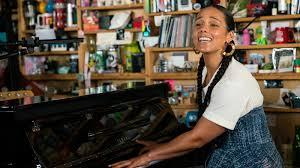 <b>Alicia Keys</b> Premieres New Song, 'Gramercy Park,' At Tiny Desk : NPR
