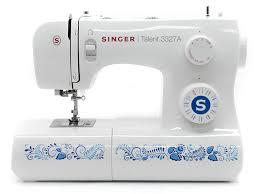 Купить <b>Швейная машина SINGER Talent</b> 3327A белый в ...