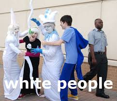 Image result for weird white people