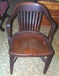 furn6jpg 34982 bytes oak office arm chair 15000 antique wood office chair