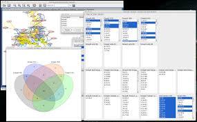 cytoscape app store   venn and euler diagrams