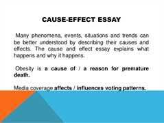 cause and effect of smoking essaythis is me  cause and effect essay   the effect of smoking