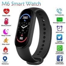 <b>m6 smart watch</b>