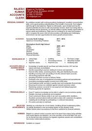 student resume examples  graduates  format  templates  builder    entry level accounts clerk resume