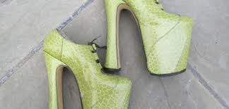 postmodernism and fashion essay feature not just a label lady gaga by nick knight vivienne westwood shoes