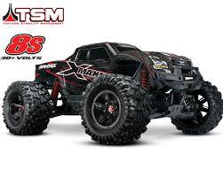 Автомобиль <b>Traxxas</b> X-MAXX 1:5 4WD 8S TSM – купить по низкой ...