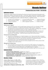 1000+ ideas about Functional Resume Template on Pinterest ... functional resume example from Resume-Resource.com