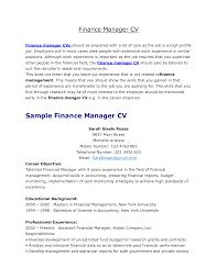 appealing finance manager resume for job description expozzer appealing finance manager resume for job description