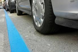 Risultati immagini per strisce blu parcheggi brindisi