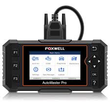 <b>FOXWELL NT614 Elite</b> OBDII Car Diagnostic Tool Transmission ...