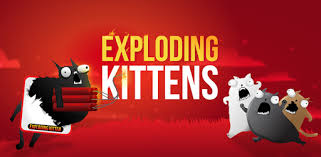 Exploding <b>Kittens</b>® - Official - Apps on Google Play