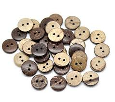 PEPPERLONELY Brand 200PC Brown Coconut Shell ... - Amazon.com