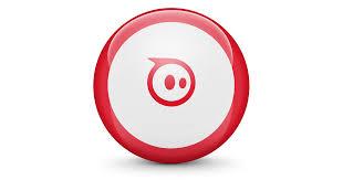 <b>Sphero Mini</b> Robot - Red - Apple (RU)