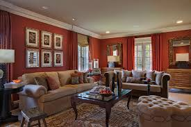 charming red living room charming eclectic living room ideas