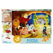 <b>Пазл</b> «Приключения Буратино», <b>Step</b> Puzzle (Степ <b>Пазл</b>), <b>260</b> ...