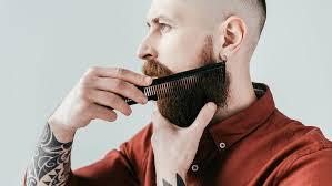 Расческа для <b>бороды</b> и усов [10 видов щеток]