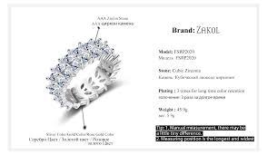 ZAKOL <b>Trendy Women's Jewelry</b> Hand Made Green <b>Cubic</b> Zirconia ...