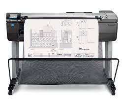 <b>HP DesignJet T830</b> 36-in Multifunction Printer