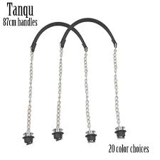 2020 2019 New <b>TANQU</b> Obag Silver Long Single Thick Chain With ...