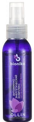 OLLIN BioNika Витаминно-энергетический <b>комплекс против</b> ...