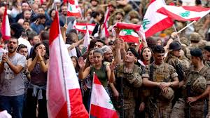 '<b>Baby Shark</b>,' Drinks And Dancing: Lebanon's Protests Are Unlike ...