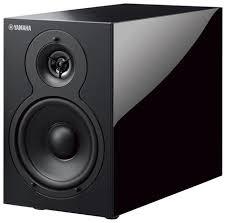 <b>Yamaha NS</b>-<b>BP111</b>, Piano Black <b>полочная</b> АС из комплекта ...