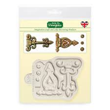 <b>Hinges</b> and <b>Screws Mould</b> | <b>Molds</b> | Icing Inspirations - School and ...