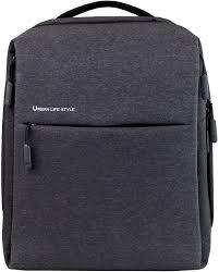 Купить сумку и <b>рюкзак</b> для ноутбука <b>Xiaomi Mi City Backpack</b> Dark ...