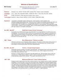 resume qualifications example berathen com resume qualifications example to inspire you how to create a good resume 20