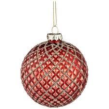 Елочное <b>украшение шар</b> 8*9,5 см 6 штук - <b>Lefard</b> (артикул 864-147)