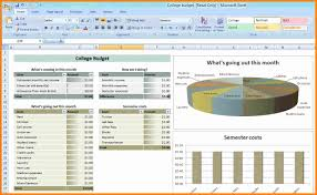 4 budget report template budget template budget report template easy budget spreadsheet jpg