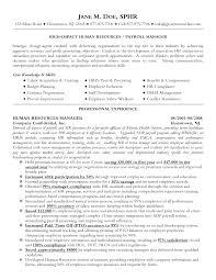 hr manager resume com hr manager resume and get ideas to create your resume the best way 13