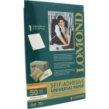 <b>Бумага</b> самоклеящаяся <b>Lomond</b> 2100005 — купить, цена и ...