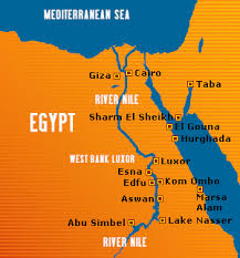 Image result for nile river