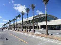 Resultado de imagem para O Aeroporto Internacional Governador Aluízio Alves,
