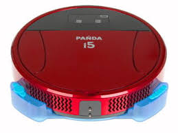 Купить <b>Пылесос</b>-<b>робот Panda i5 RED</b> красный по супер низкой ...
