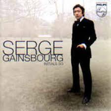 <b>Serge Gainsbourg</b> - <b>Initials</b> Sg - CD – Rough Trade