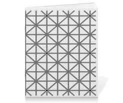 Тетрадь на скрепке Оптическая иллюзия #1647145 от <b>clown</b>