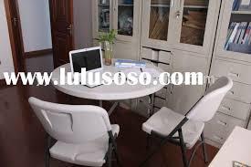 round office desk 44 inch small plastic folding round tableoffice desk acrylic office desk