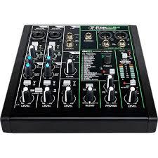 Mackie ProFX6v3, купить <b>аналоговый микшерный пульт Mackie</b> ...