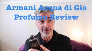 <b>Giorgio Armani</b> - <b>Acqua di</b> Giò Profumo Parfum | Reviews