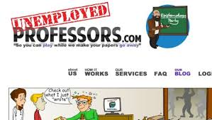 proudly unethical website hires unemployed college professors to    proudly unethical website hires unemployed college professors to write essays for students