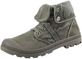 <b>Men's High</b>-<b>top Shoes</b> Canvas <b>Shoes Thick</b> Bottom Outdoor Ankle ...
