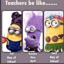 "MINIONS on Twitter: ""ⓒ ☺  ✨ So true!this is like my #school ... via Relatably.com"