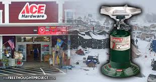 Sheriff's Dept Demands ACE Hardware Stop Selling Heating ...